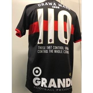 GRANDE×PROUD -URAWA MADE- 埼玉サッカー110th記念オーセンティックユニフォーム urawa-football 03