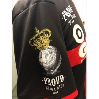 GRANDE×PROUD -URAWA MADE- 埼玉サッカー110th記念オーセンティックユニフォーム urawa-football 04