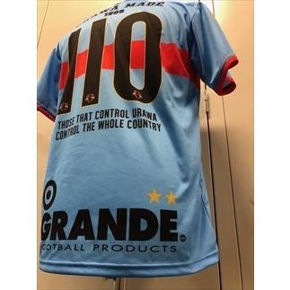 GRANDE×PROUD -URAWA MADE- 埼玉サッカー110th記念オーセンティックユニフォーム urawa-football 08