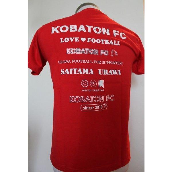 コバトンFC Tシャツ <赤>|urawa-football|03