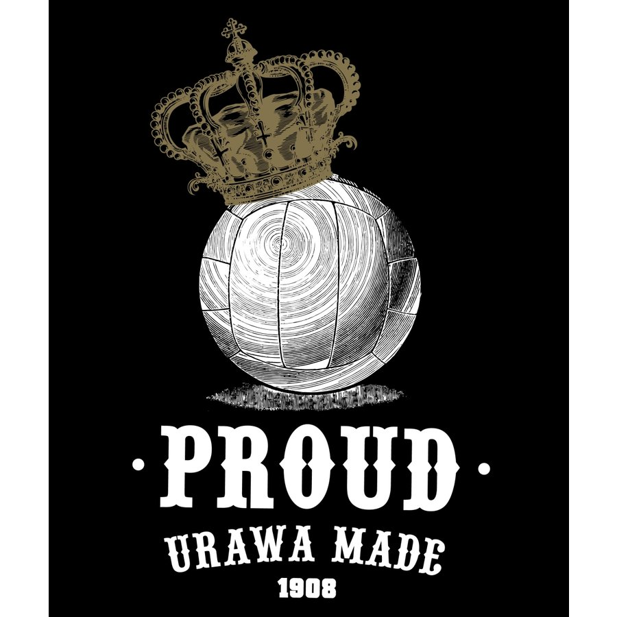 PROUD FOOTBALL CROWN ヘビーウェイト長袖Tシャツ|urawa-football|03