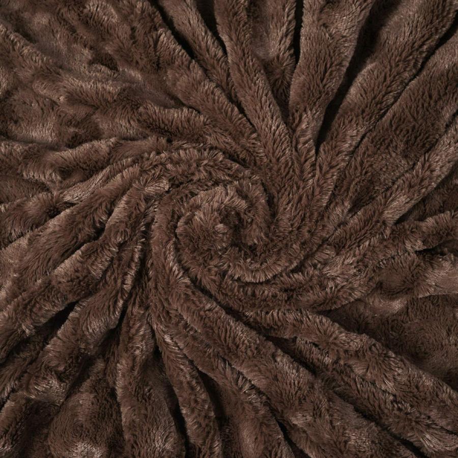 送料無料 毛布 ダブル フェイクファーブランケット エアコン対策 ひざ掛け ふわふわ 柔らかい 肌触りにやさしい マイクロファイバー 130cmx150cm グレー|urazaki2|17
