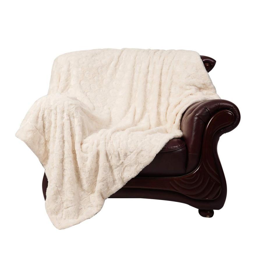 送料無料 毛布 ダブル フェイクファーブランケット エアコン対策 ひざ掛け ふわふわ 柔らかい 肌触りにやさしい マイクロファイバー 130cmx150cm グレー|urazaki2|03