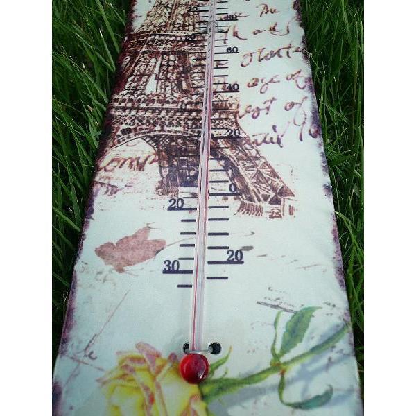 ShabbyStyle Thermometer/B(温度計・インテリア雑貨)|uriel|02