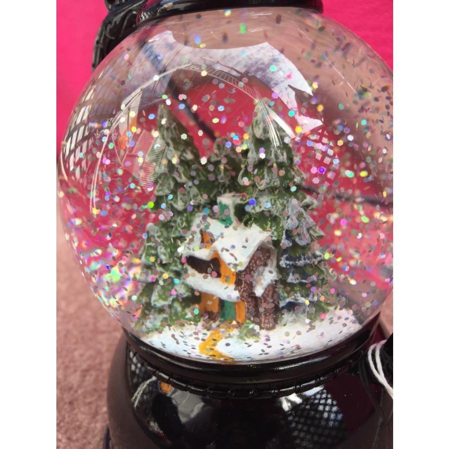 スノーイングChristmasドーム(クリスマス雑貨・スノードーム)|uriel|02