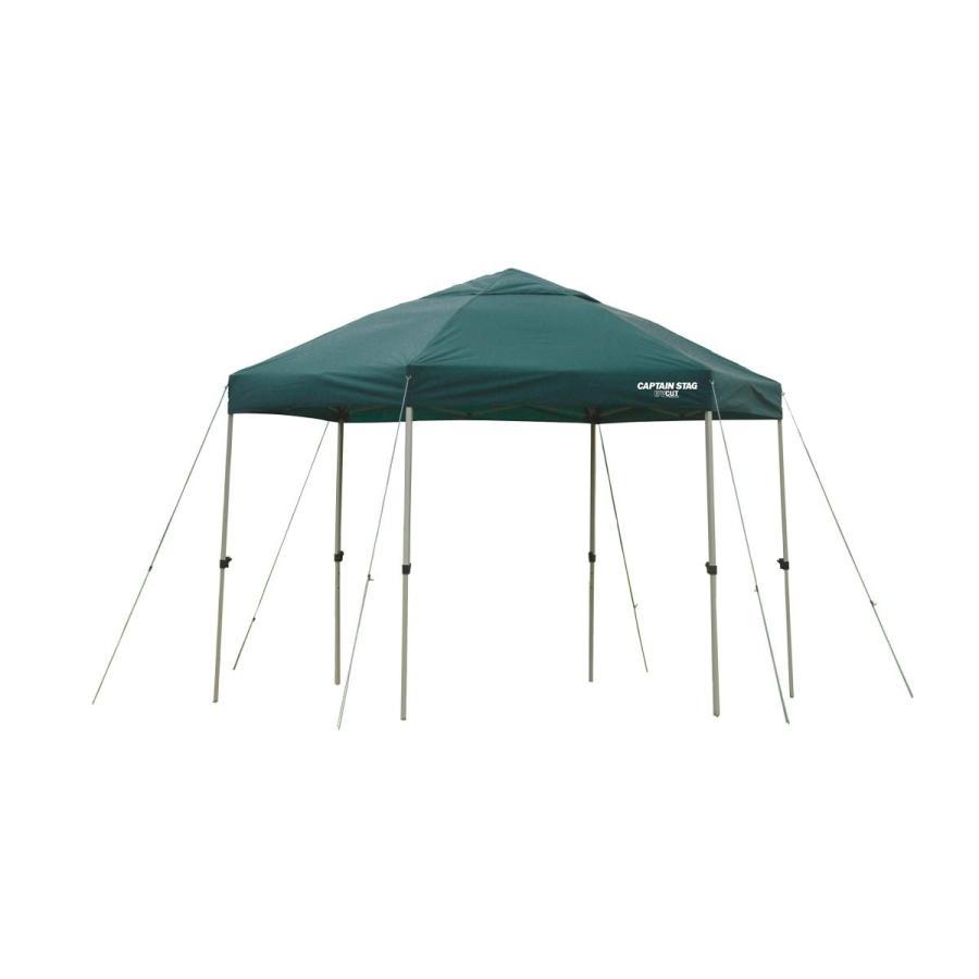 キャプテンスタッグ(CAPTAIN STAG) テント タープ サンシェルター ヘキサゴン ポータブルUA-1056
