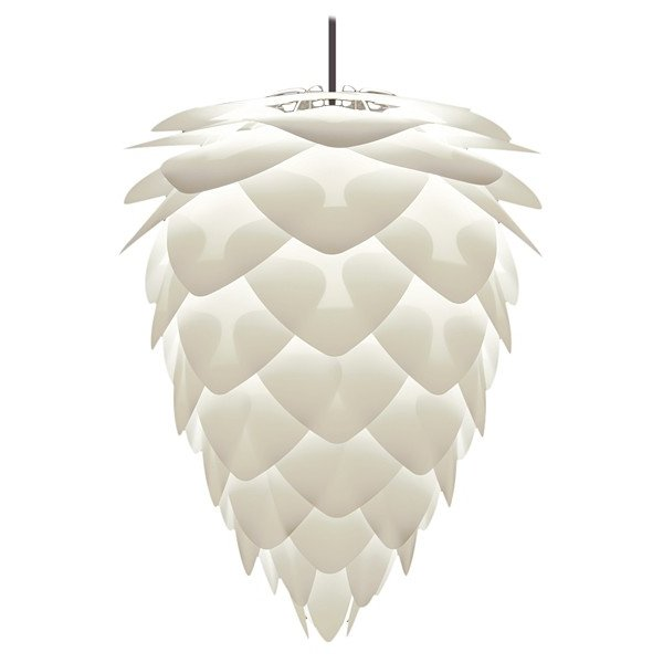 ペンダントライト LED対応 白 ホワイト 長い 長い おしゃれなセード 珍しいデザイン 照明 ライト 電気 LED使える デザイナーズ 1灯