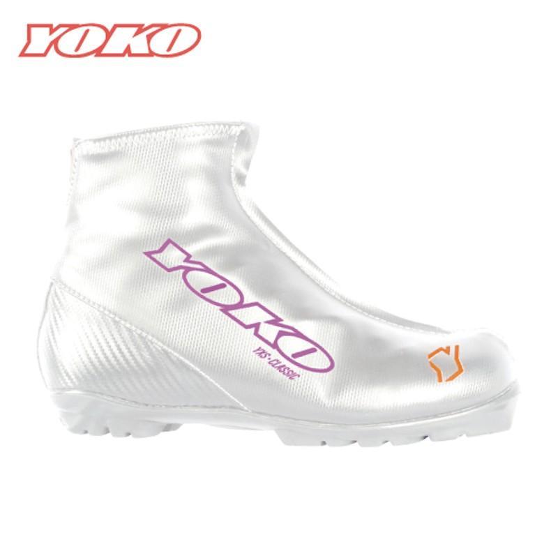 新品 [サイズ記載必須]YOKO YXS クラシック レディ No.17835 スキー用ブーツ クロスカントリー アスリート 軽量 ミSD 【送料無料】, カタシナムラ dbb2f618