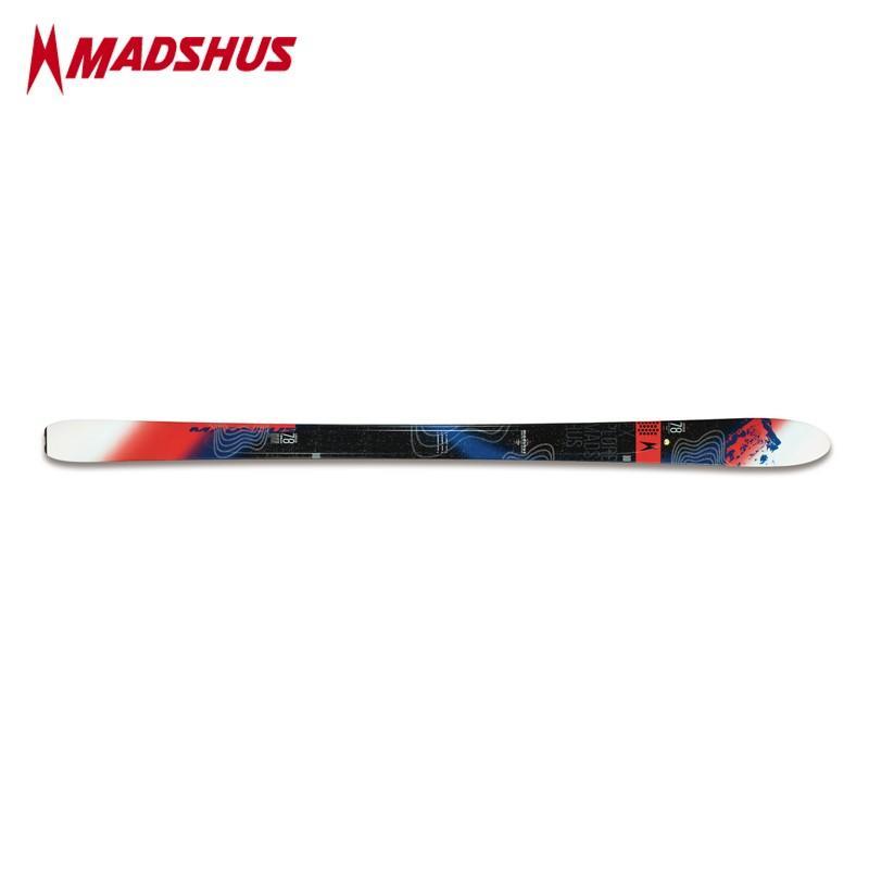 [サイズ記載必須]MADSHUS Annum No.N160301701 クロスカントリースキー用 スキー クロスカントリー 軽量 ミS [送料無料]