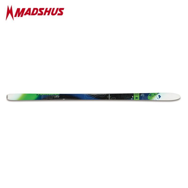 [サイズ記載必須]MADSHUS Eon No.N160301901 クロスカントリースキー用 スキー クロスカントリー 軽量 ミS [送料無料]