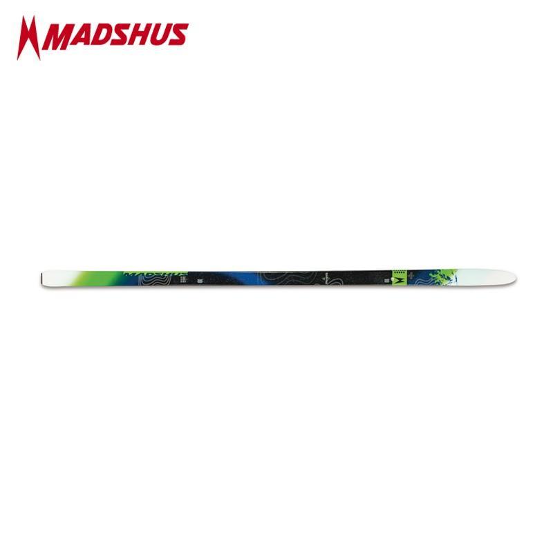 [サイズ記載必須]MADSHUS GLITTERTIND MGV+ No.N160301401 バックカントリースキー スキー バックカントリー ミS [送料無料]