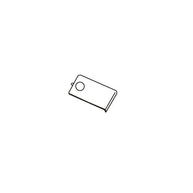 【定形外郵便対応可能】 パナソニック Panasonic LEDシーリングライト用 電池ふた 部品コード:HKK947002【宅コ】|useful-company