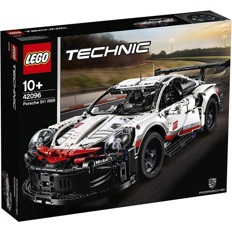 レゴ(LEGO) テクニック ポルシェ 911 RSR 42096 知育玩具 ブロック おもちゃ 男の子 車 #17151