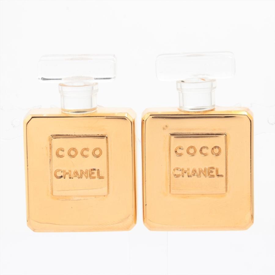 【大注目】 シャネル イヤリング(両耳用) 金属素材 ゴールド 香水瓶, 洗える布団専門店 ウインドバード 608fb25d