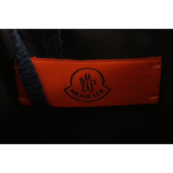 MONCLER(モンクレール) ポーチ POUCH オレンジ x グリーン 【A21622】 utsubostock 05