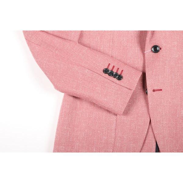 TORNABUONI(トルナブォーニ) ジャケット 24215 ピンク 44 22741 【A22741】|utsubostock|04