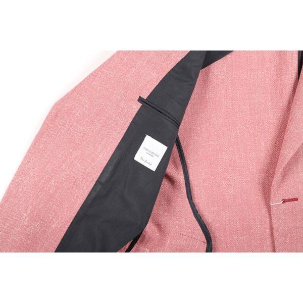 TORNABUONI(トルナブォーニ) ジャケット 24215 ピンク 52 22741 【A22745】|utsubostock|06