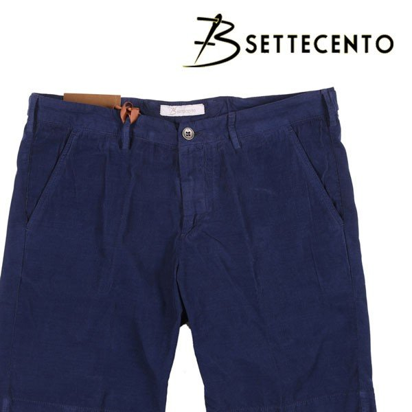 B SETTECENTO(ビーセッテチェント) ハーフパンツ B801-7006 ネイビー 34 22848nv 【S22871】|utsubostock