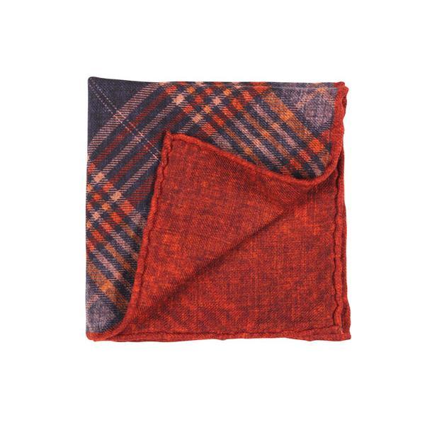 ROSI COLLECTION(ロージコレクション) ポケットチーフ WILL レッド ONESIZE 【W23351】|utsubostock|02