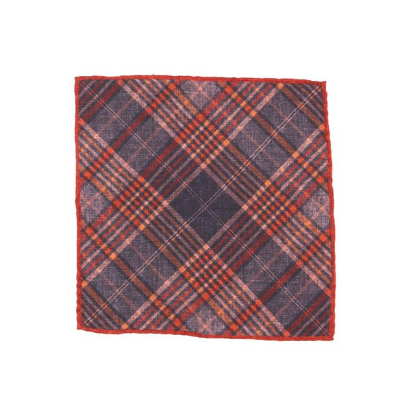 ROSI COLLECTION(ロージコレクション) ポケットチーフ WILL レッド ONESIZE 【W23351】|utsubostock|03