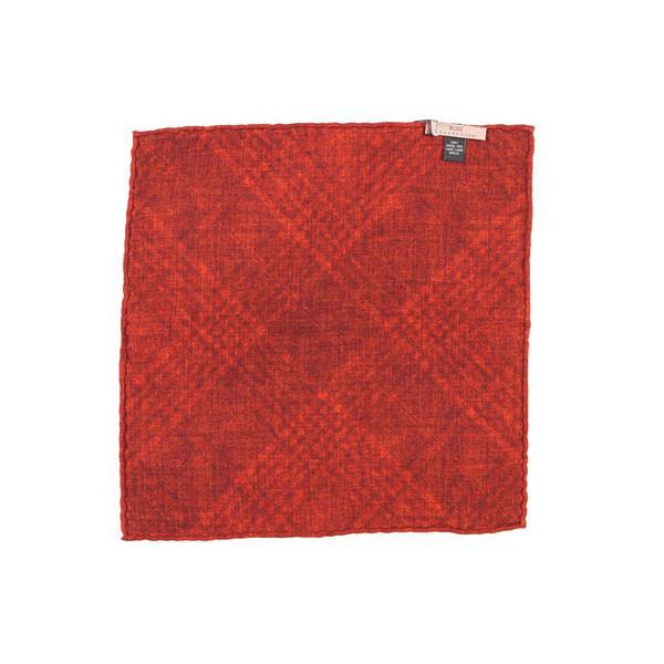 ROSI COLLECTION(ロージコレクション) ポケットチーフ WILL レッド ONESIZE 【W23351】|utsubostock|04