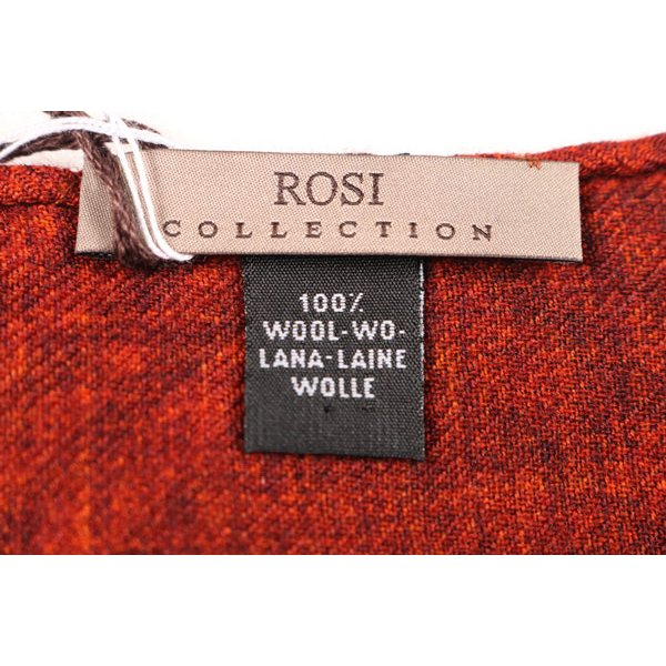 ROSI COLLECTION(ロージコレクション) ポケットチーフ WILL レッド ONESIZE 【W23351】|utsubostock|07