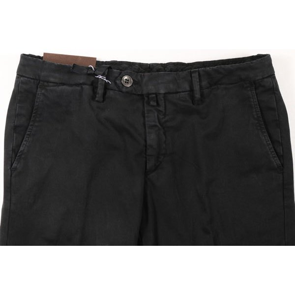 B SETTECENTO(ビーセッテチェント) パンツ 8029 ブラック 32 23733bk 【A23748】|utsubostock|03
