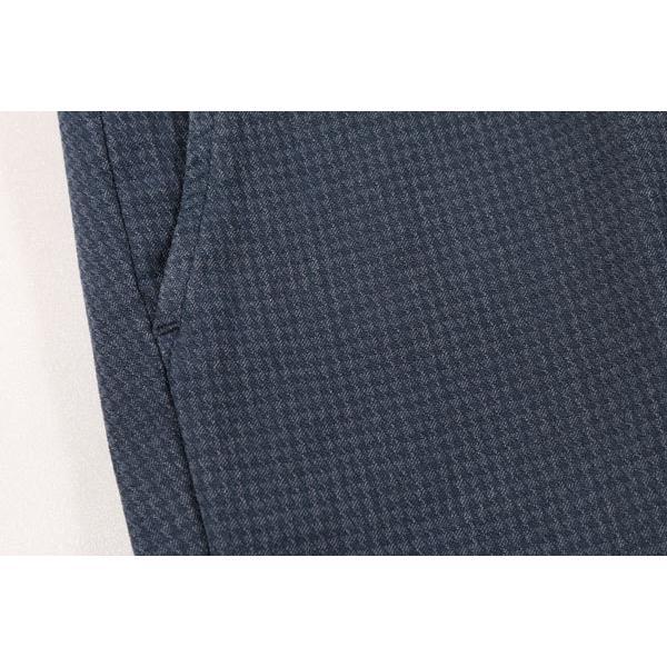 B SETTECENTO(ビーセッテチェント) パンツ 8514 ネイビー 33 23757nv 【A23767】|utsubostock|05