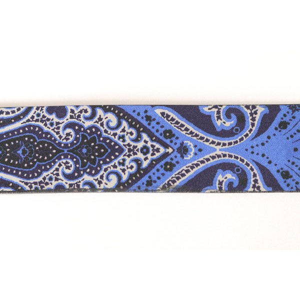 ETRO(エトロ) ベルト 1H304 ブルー x ネイビー ONESIZE 【A25246】 utsubostock 05