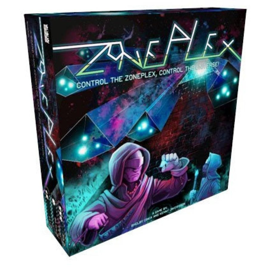 Zoneplex Board Game 輸入品