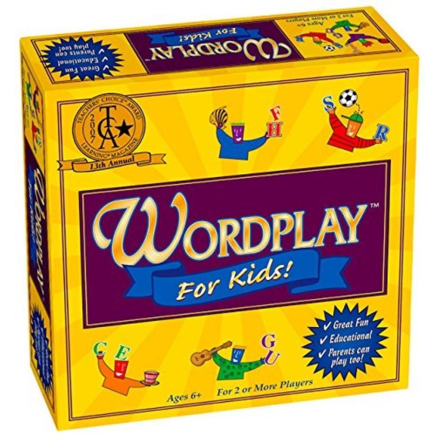 Wordplay For Kids Board Game 輸入品