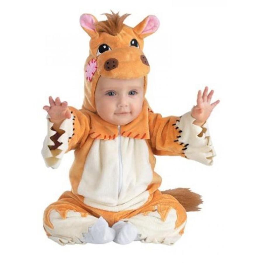 ハロウィン コスプレ 輸入品 Lil' Pony Infant Halloween Costume Size 12-18 Months