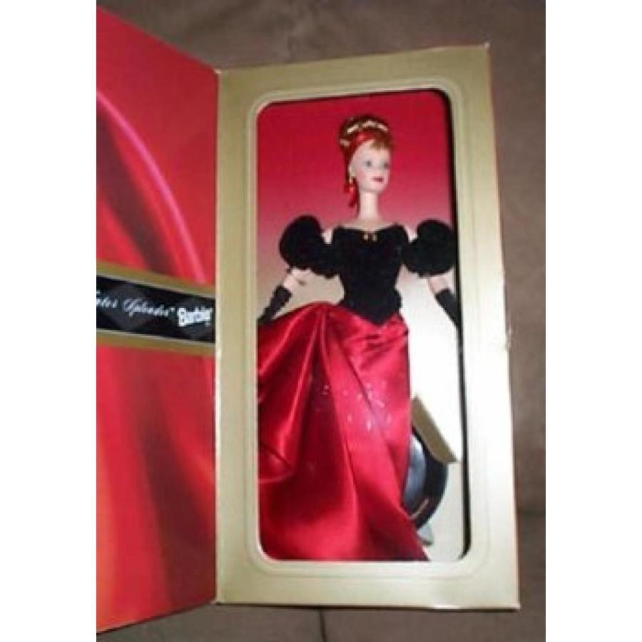 バービー おもちゃ Winter Splendor Special Edition Barbie Caucasian 輸入品