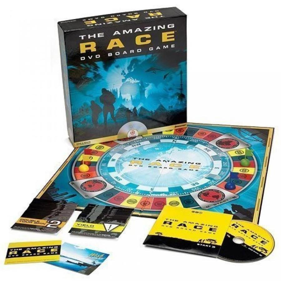 The Amazing Race DVD Board Game 輸入品
