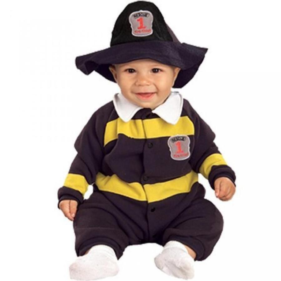 ハロウィン コスプレ 輸入品 Little Fireman Baby Costume