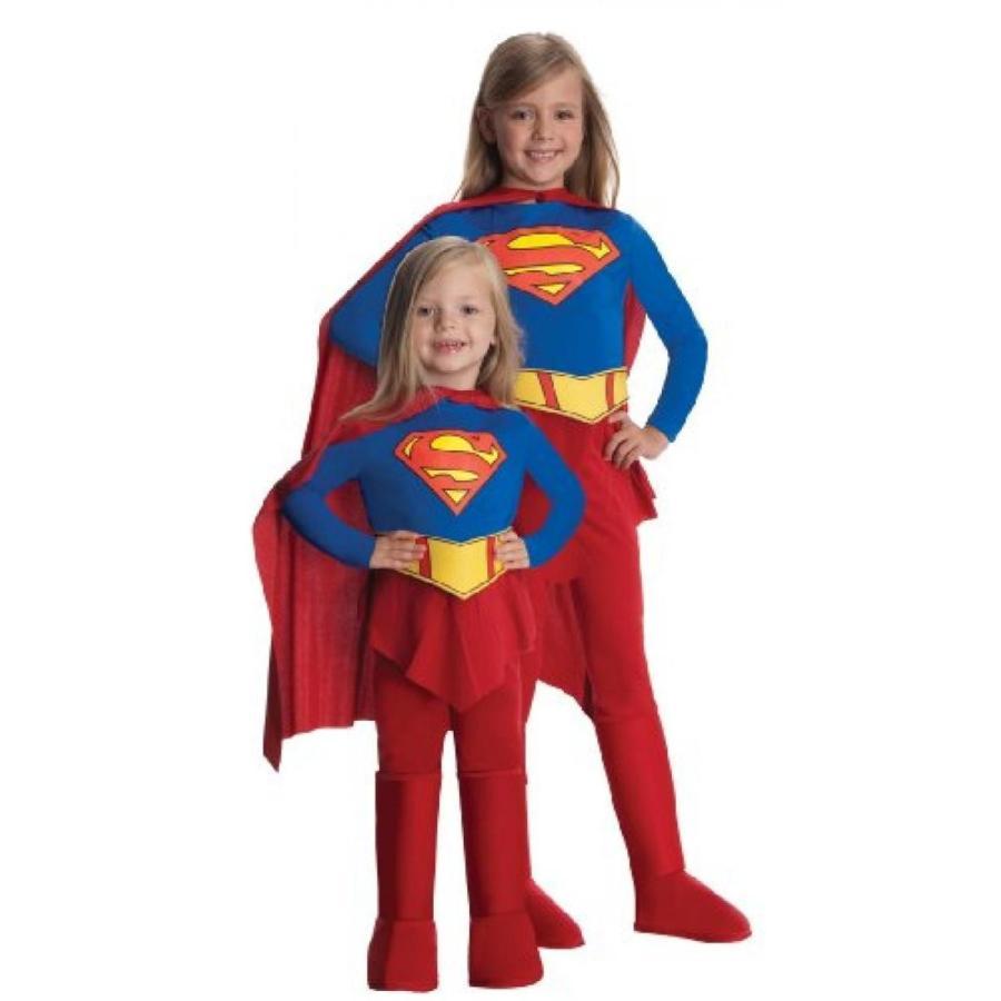 ハロウィン コスプレ 輸入品 Rubies Supergirl Child Costume