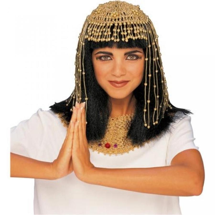 ハロウィン コスプレ 輸入品 Rubie's Costume Co Cleopatra Headpiece-Mesh Costume