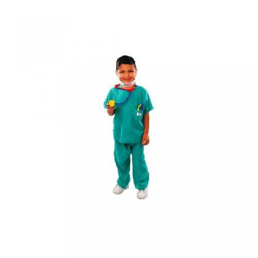 ハロウィン コスプレ 輸入品 Pretend ER Specialist Child Dress-Up Costume Set
