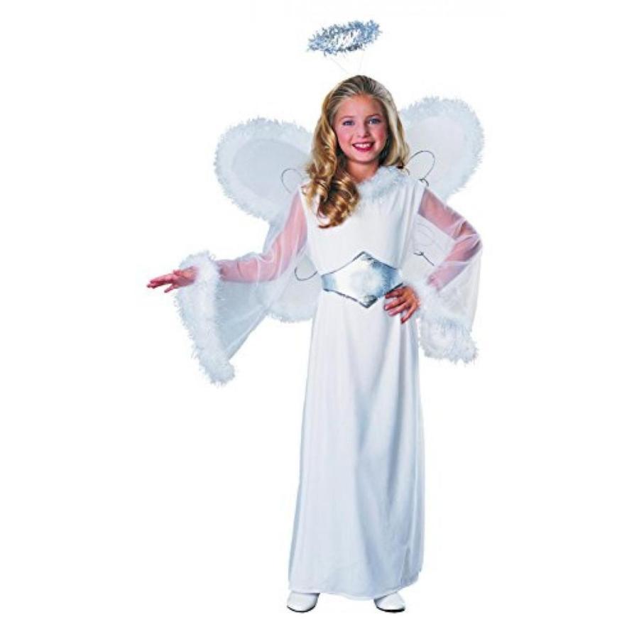ハロウィン コスプレ 輸入品 Feathe赤 Fashions Child's Snow Angel Costume