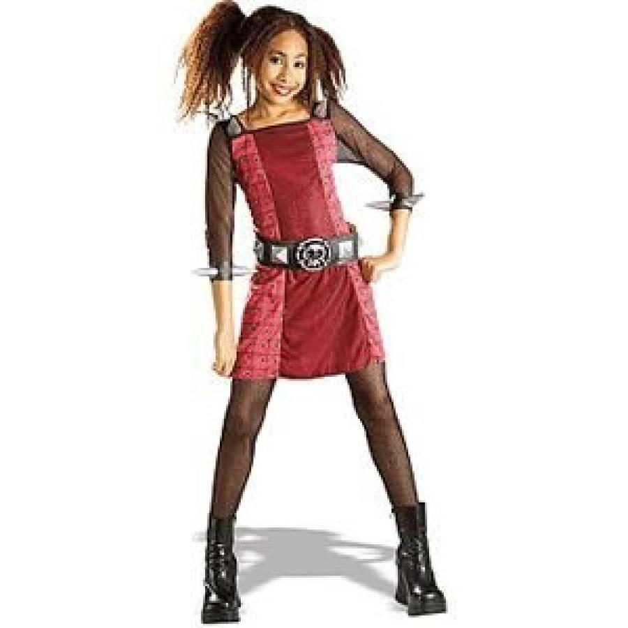 ハロウィン コスプレ 輸入品 Drama Queens Riot Grrrl Teen Halloween Costume Size 0-2