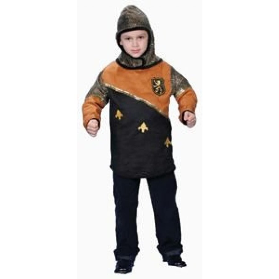 ハロウィン コスプレ 輸入品 Pretend Deluxe Knight Child Costume Dress-Up Set Size 4-6