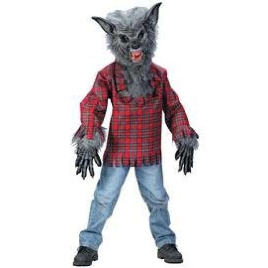 ハロウィン コスプレ 輸入品 Big Boys' Werewolf Costume Large (12-14)