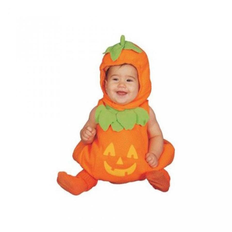 ハロウィン コスプレ 輸入品 Dress Up America Baby Pumpkin