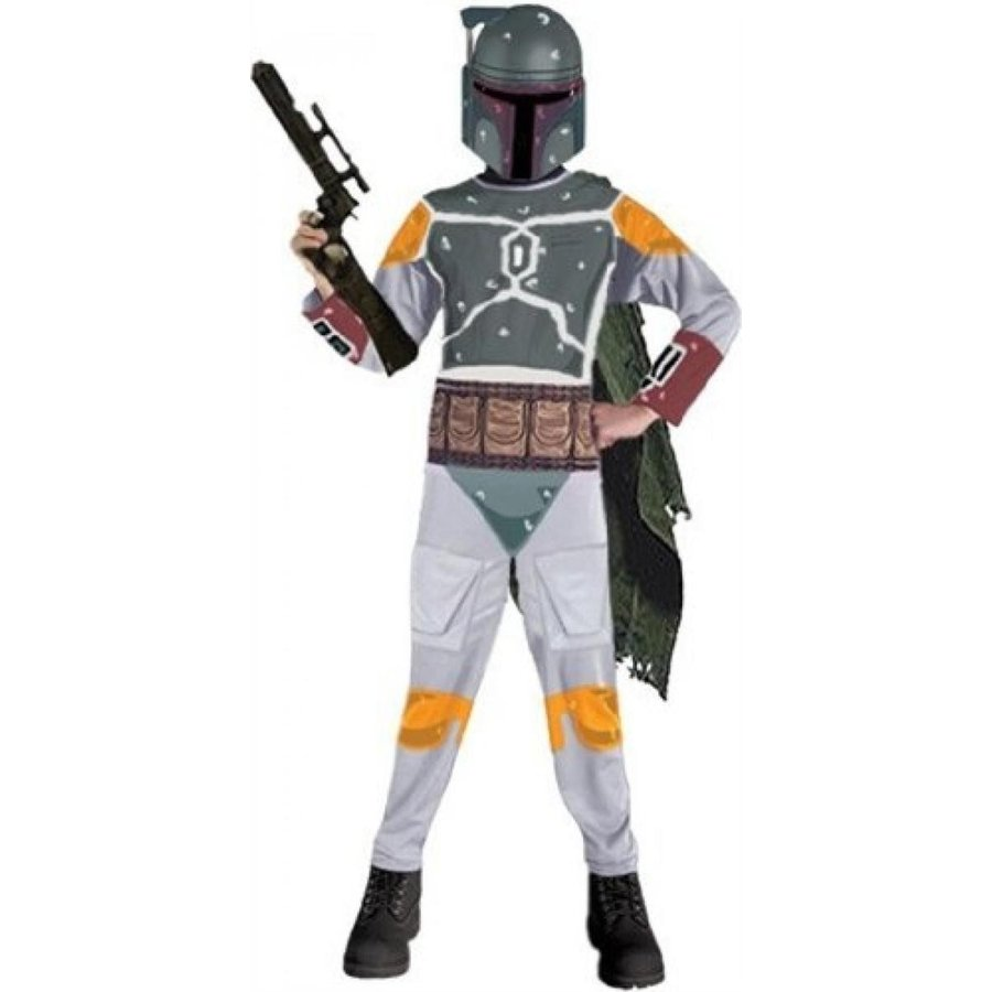 ハロウィン コスプレ 輸入品 Star Wars Child's Boba Fett Costume