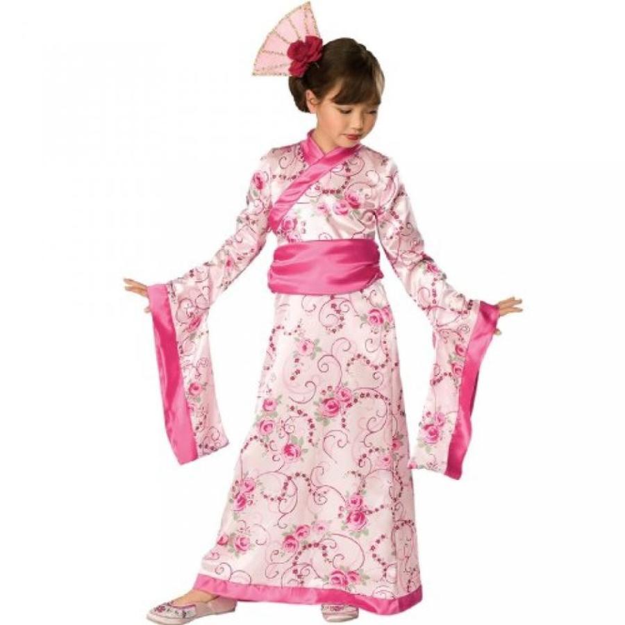 ハロウィン コスプレ 輸入品 Rubies Girls Asian Princess Halloween Kimono Dress Costume - Toddler | 882727