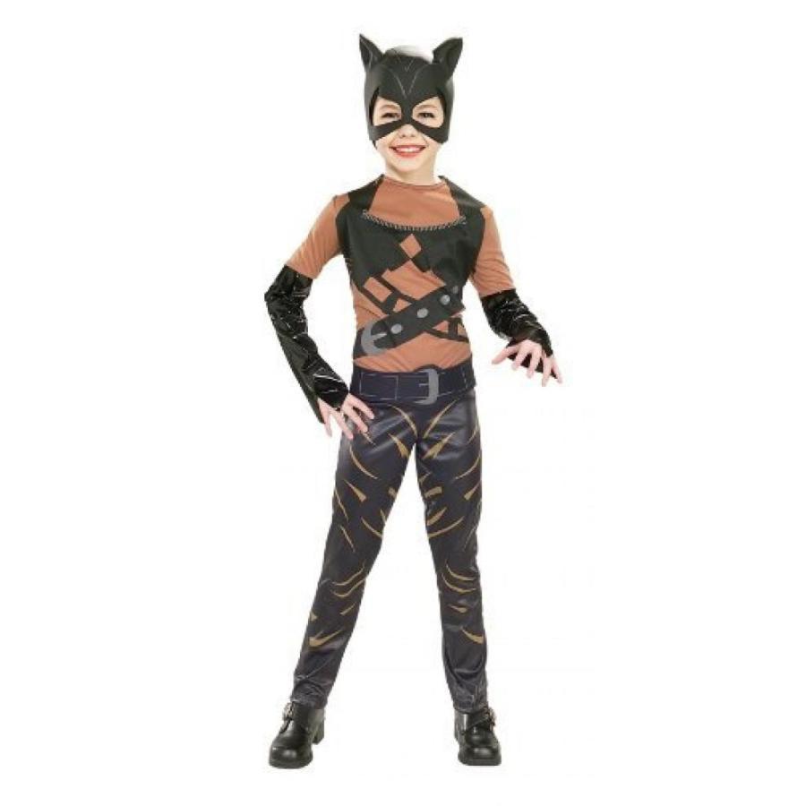 ハロウィン コスプレ 輸入品 Catwoman Kids Costume