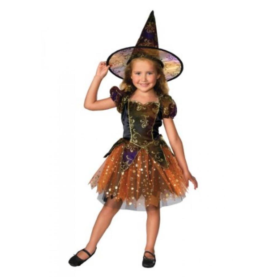 ハロウィン コスプレ 輸入品 Let's Pretend Child's Elegant Witch Costume