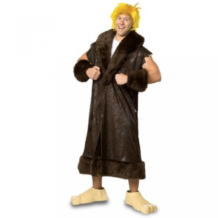 ハロウィン コスプレ 輸入品 Rubie's Costume Co Men's The Flintstone's Barney Rubble Deluxe Costume