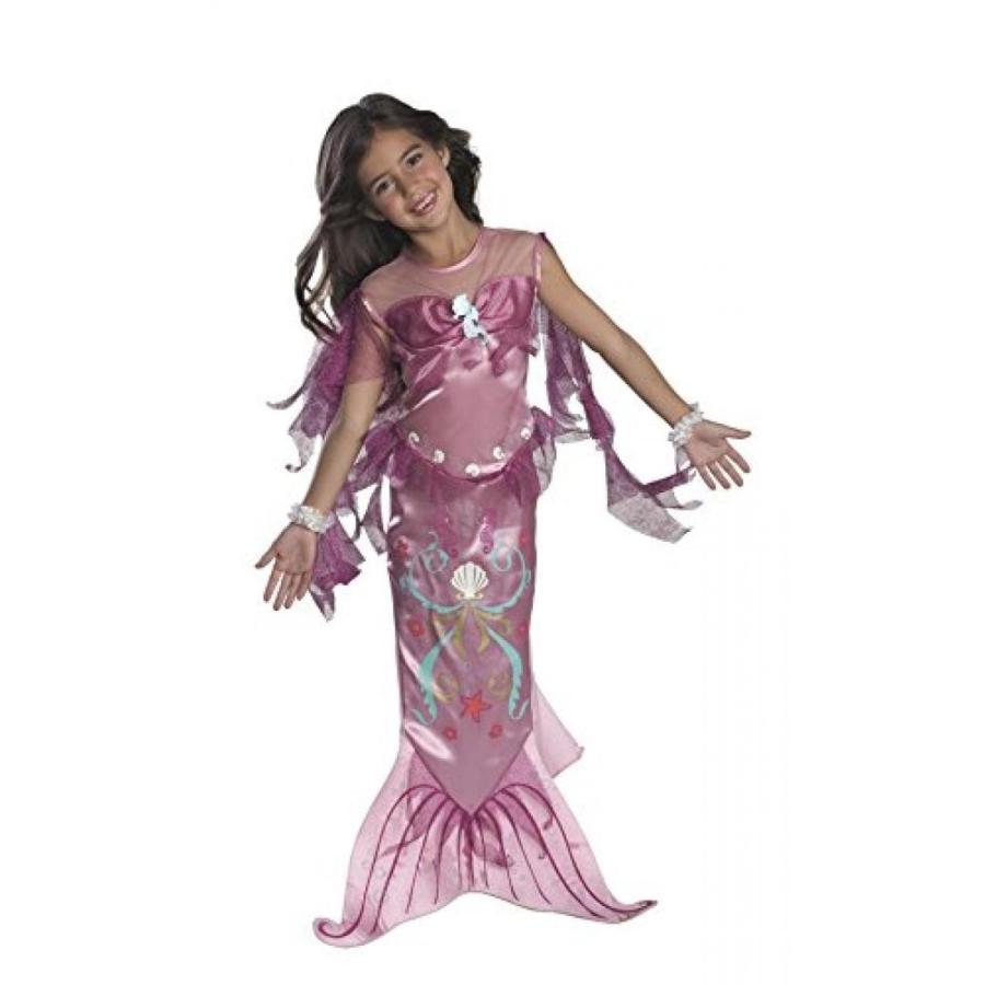 ハロウィン コスプレ 輸入品 Rubie's Costume ピンク Mermaid Child Costume, Toddler