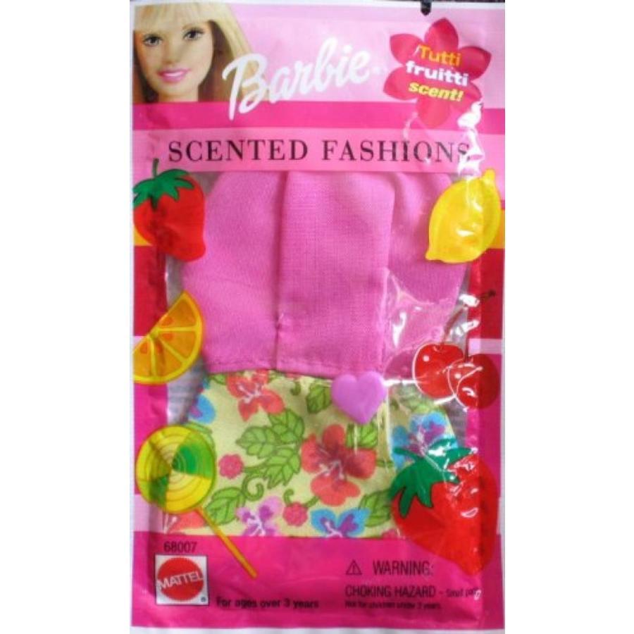 バービー おもちゃ Barbie SCENTED FASHIONS Tutti Fruitti Scent! w Skirt & Top (2001) 輸入品